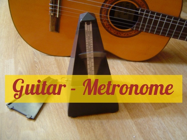 Guitar With a Metronome