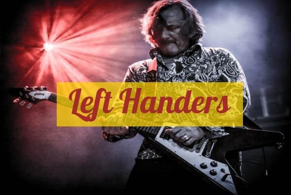 Learn to Play Guitar - Left Handers